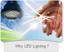 Why LED Lighting ?